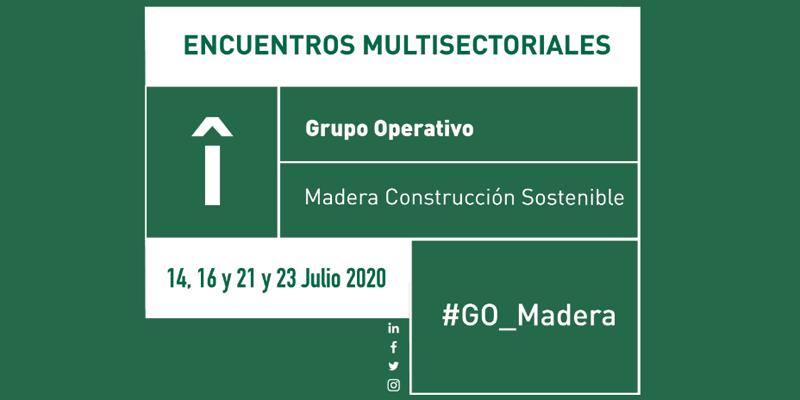 Grupo Operativo Madera Construcción Sostenible da a conocer en varios encuentros los resultados de su proyecto de sistemas constructivos de madera.