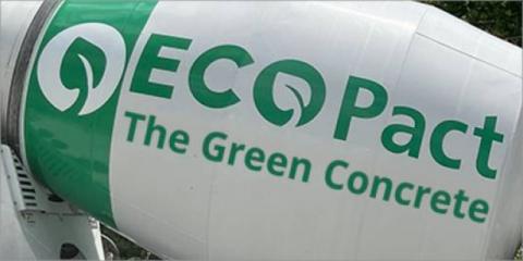 El hormigón sostenible bajo en carbono ECOPact de LafargeHolcim llega a EE.UU.