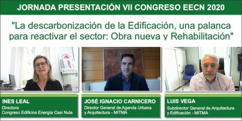 Jornada de presentación del VII Congreso Edificios Energía Casi Nula