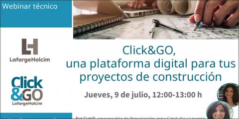 LafargeHolcim presenta en un webinar su plataforma digital para proyectos de construcción