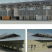 Nueva licitación de las Naves de Renfe de Sevilla para construir su interior en madera