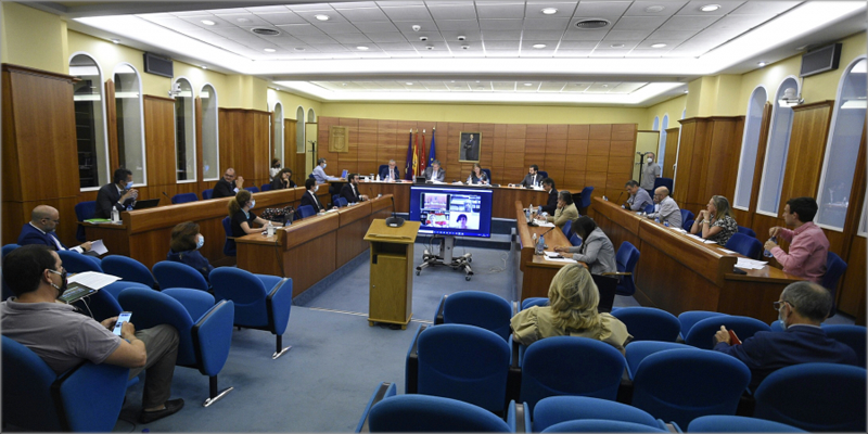 El segundo teniente de Alcalde y concejal de Urbanismo, Francisco Melgarejo, explicó los objetivos del nuevo servicio municipal.