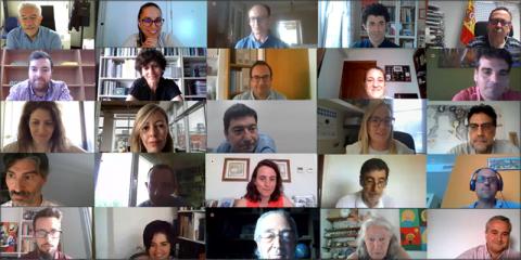 Primera reunión Comité Técnico del VII Congreso Edificios Energía Casi Nula