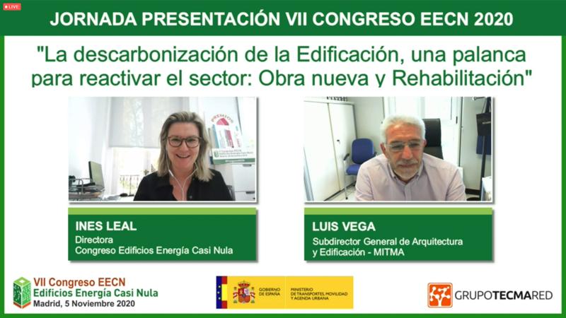 Luis Vega ha señalado que la sostenibilidad, digitalización e industrialización son los grandes retos para resolver el futuro.