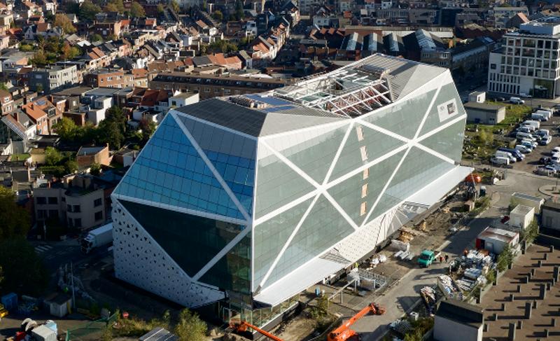 Gand Diamond está diseñado para aunar modernidad, sostenibilidad y eficiencia desde el punto de vista energético.