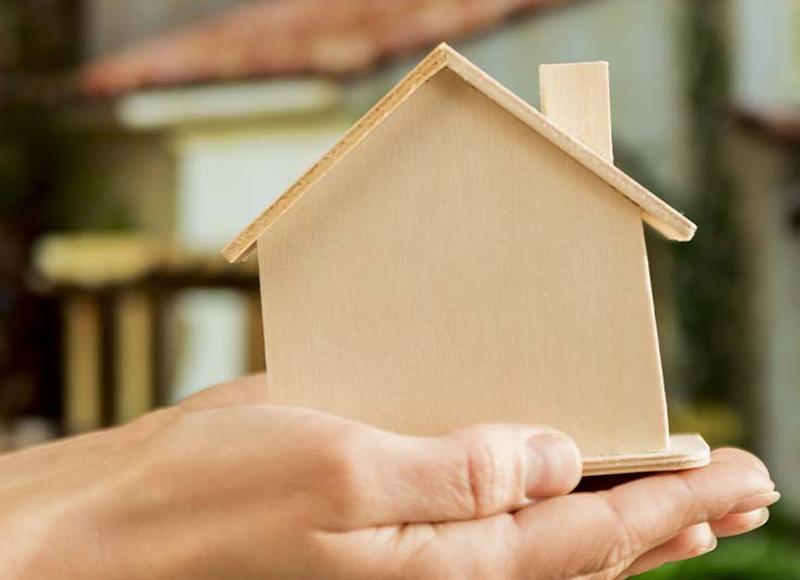 reducción de plástico en la construcción de viviendas