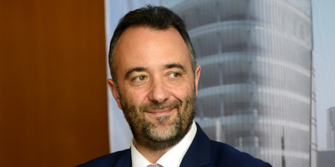 Gonzalo Causin, presidente de AIFIm