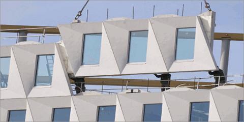 Andalucía inicia el proyecto para el sistema de vivienda protegida industrializada ECCN