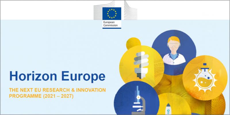 Horizonte Europa será el nuevo programa de Investigación y Desarrollo de la UE para los próximos 4 años.