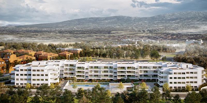 promociones Habitat Inmobiliaria con energías renovables y la sostenibilidad