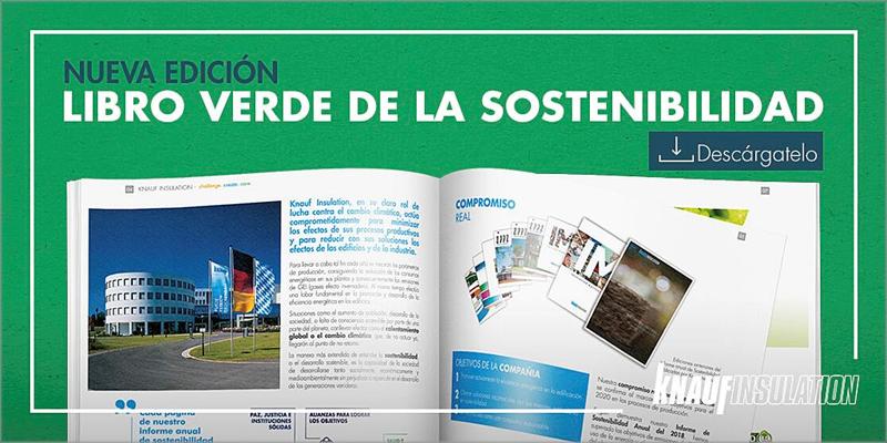 libro verde de la sostenibilidad de Knauf Insulation