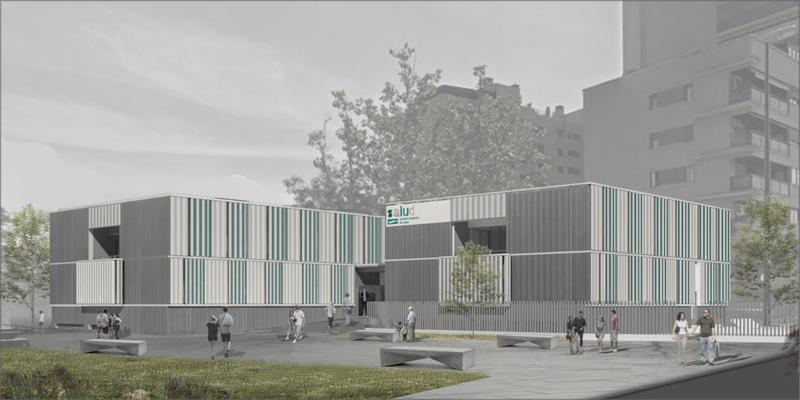 El nuevo centro de salud de Zaragoza será un edificio ECCN con calificación energética A
