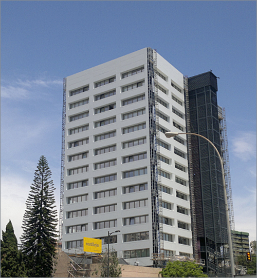 edificio en andalucia