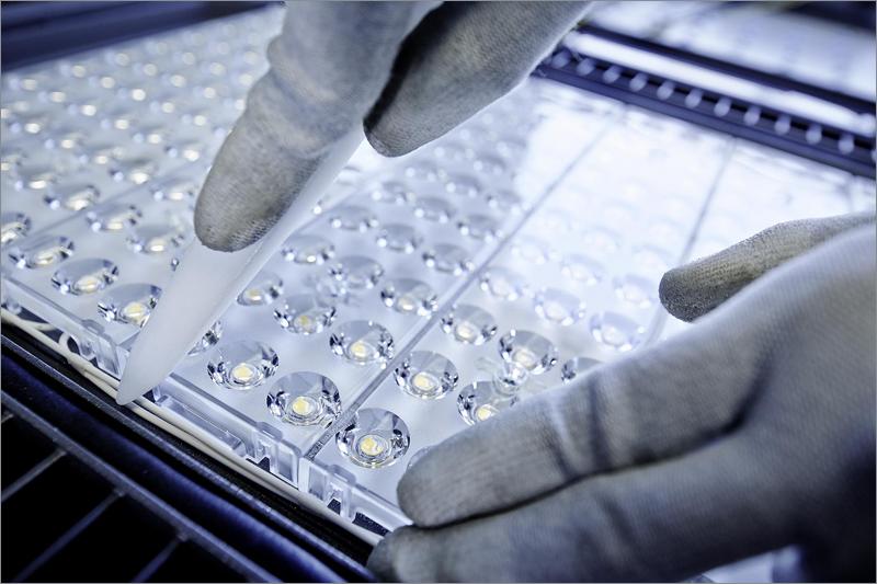 investigación sobre UVC de trilux