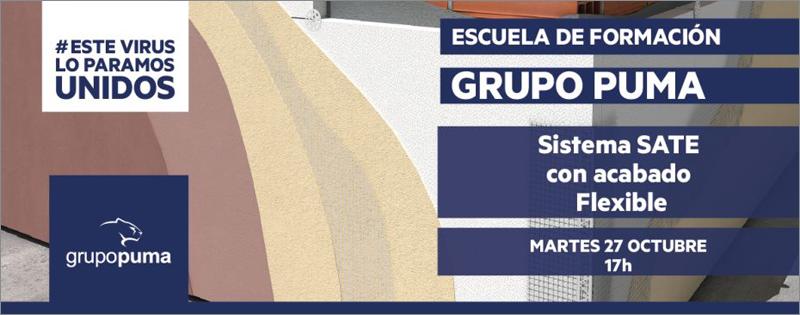 webinar sistema SATE de Grupo Puma.