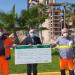 La fábrica de HeidelbergCement en Málaga suma nuevas acciones solidarias