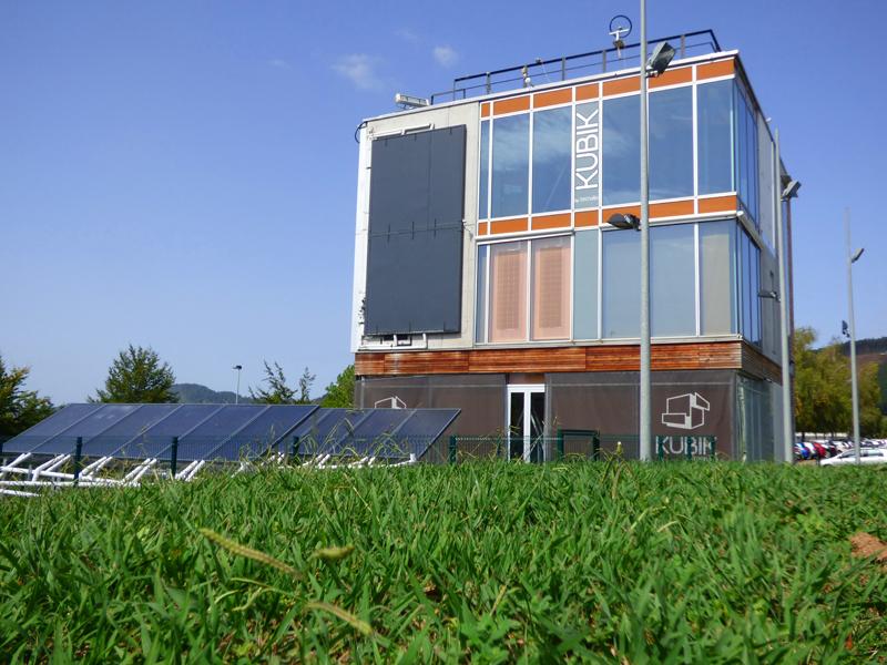 edificio de tecnalia kubik 4.0