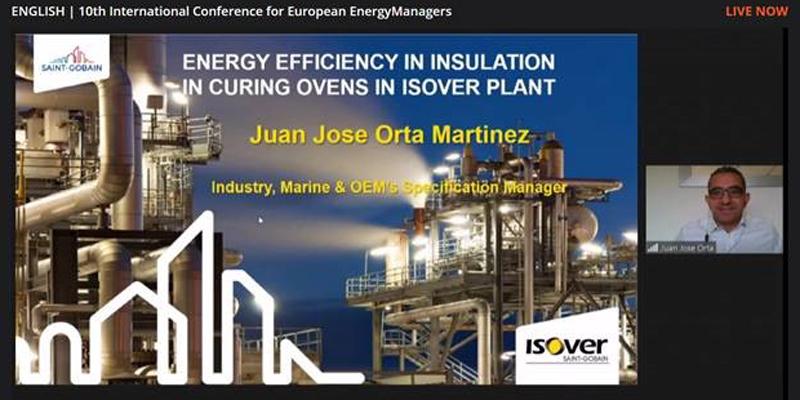 planta de Saint-Gobain ISOVER, premiada en EUREM Awards 2020