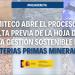 La Hoja de Ruta para la gestión sostenible de Materias Primas Minerales se abre a consulta pública