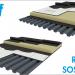 Knauf desarrolla la placa de cemento AQUAPANEL Rooftop para cubiertas planas