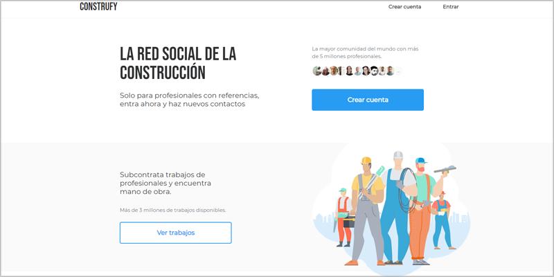 red social construfy