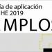 Guía de aplicación del DB-HE 2019 - Ejemplos (I)