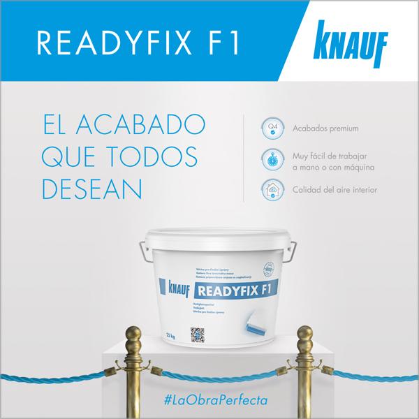 Knauf Readyfix F1