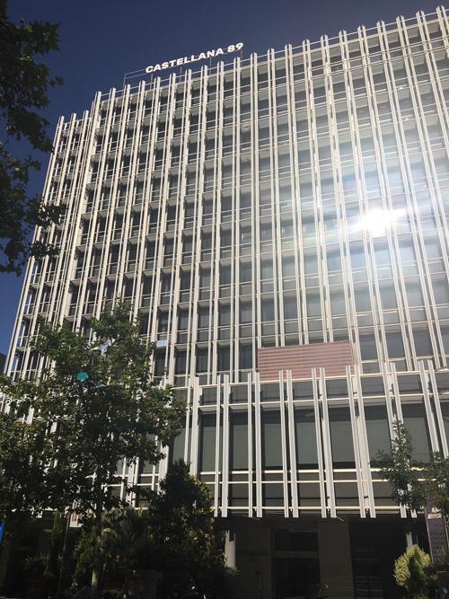 nueva sede de Netflix en el edificio de Banca March