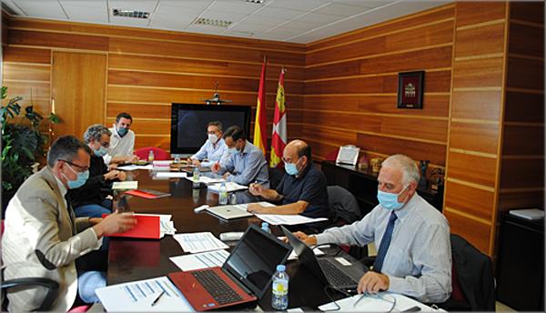 Comité Técnico de Premios de Construcción Sostenible de Castilla y León