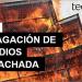 Tecnalia organiza el webinar gratuito 'Propagación de incendios por fachada'