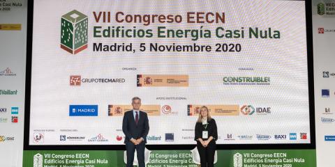 Inauguración VII Congreso Edificios Energía Casi Nula