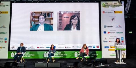 Mesa Redonda: La digitalización como herramienta de activación de la rehabilitación y la circularidad: el papel del usuario final
