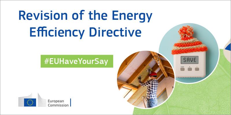 consulta pública eficiencia energética