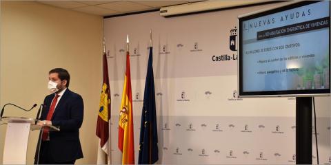 Castilla-La Mancha convoca nuevas ayudas para la rehabilitación energética