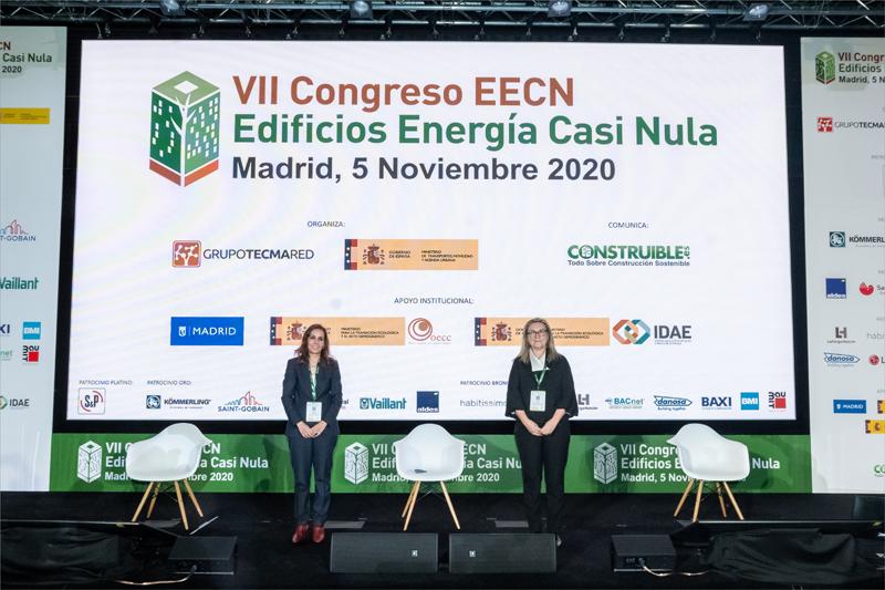 La clausura del VII Congreso corrió a cargo de Silvia Roldán, consejera delegada de Metro de Madrid, e Inés Leal, directora del Congreso.