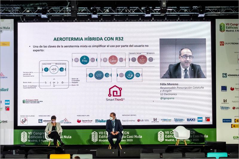 Félix Moreno, responsable de Prescripción Cataluña y Aragón de LG Electronics