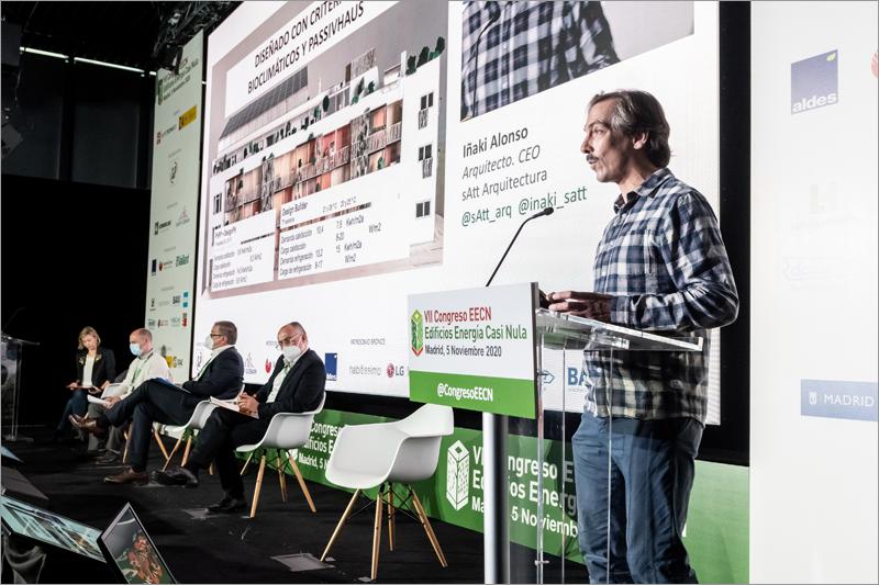 Iñaki Alonso, arquitecto y CEO de sAtt Arquitectura