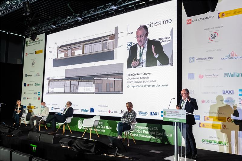 Ramón Ruiz-Cuevas, arquitecto y gerente de LuzYEspacio Arquitectos