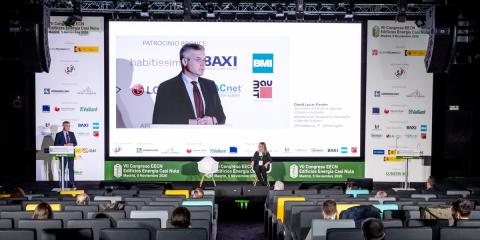 Descarbonización, digitalización, circularidad y rehabilitación definen el futuro del sector de la edificación en el VII Congreso Edificios Energía Casi Nula