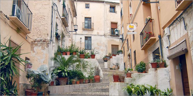 espacios públicos en la comunidad valenciana