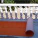 Impermeabilización y desolidarización de terrazas con el sistema Schlüter-DITRA