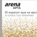 Saint-Gobain ISOVER lanza su nueva generación de lana mineral arena APTA 48