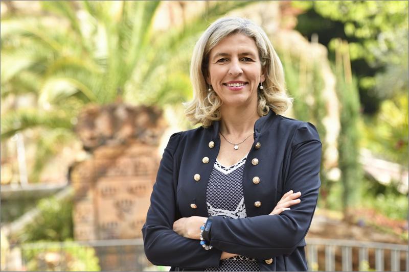 Mercedes Bernabé, concejala de Agenda Urbana y Gobierno Abierto, Ayuntamiento Murcia