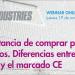 Nuevo webinar centrado en las certificaciones y marcados en productos de la construcción