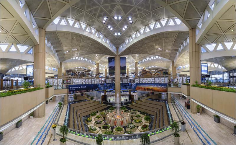 Aeropuerto Internacional Rey Khalid (KKIA)