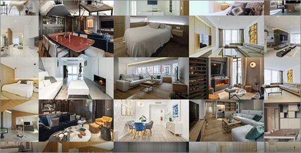 fotos de espacios con soluciones de madera de finsa