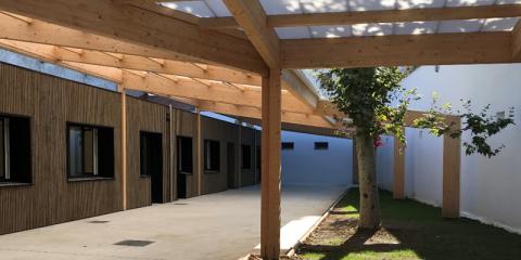 Centro de educación infantil y primaria CEIP Luis Elejalde y Rogelia Álvaro HLHI de Vitoria-Gasteiz