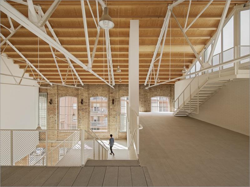 Fabra & Coats de Roldán + Berengué Arquitectos,
