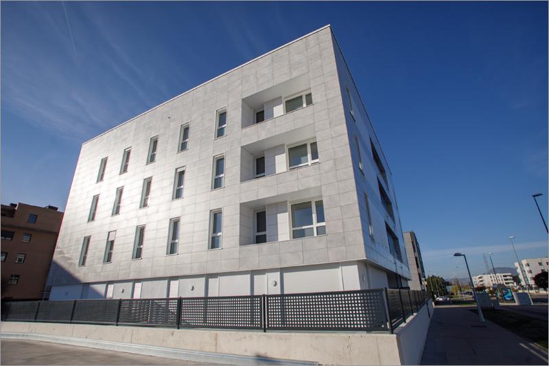 edificio sostenible Ardoi