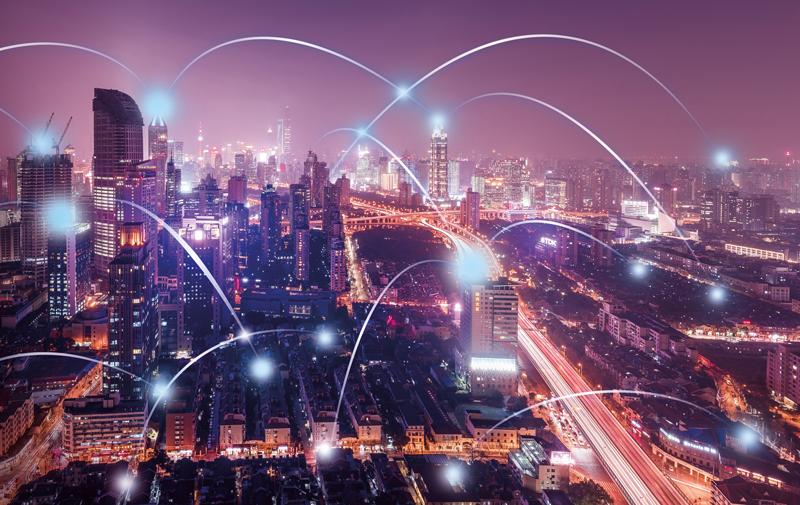 digitalización y conectividad de otis